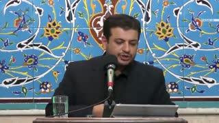 سخنرانی استاد رائفی پور « ظرفیت های تمدن سازی عاشورا » جلسه اول   جنبش مصاف
