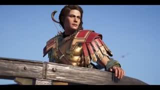 تریلر بعد از انتشار و بسته الخاقی بازی Assassin's Creed: Odyssey