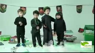 مداحی بسیار زیبا از کودک عرب درباره حضرت علی اصغر (ع) - سبزی لاین