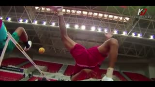 ورزش جالب آسیایی به نام سپاک تاکرا