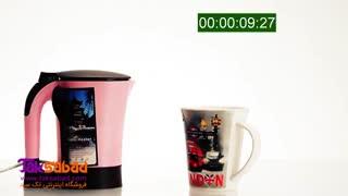 کتری برقی مسافرتی -چای ساز و قهوه جوش همراه