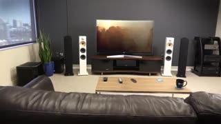 تلویزیون 55 اینچ سامسونگ مدل 55KS9500