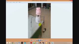 آموزش ساخت ربات سخنگو و متحرک با استفاده از گلدان!