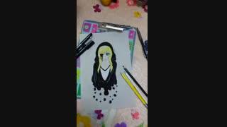 نقاشی جدیدم *ـــ*