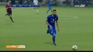 خلاصه لیگ قهرمانان آسیا: السد 2-2 استقلال (مجموع 5-3)