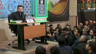 سخنرانی استاد رائفی پور « ظرفیت های تمدن سازی عاشورا » جلسه چهارم   جنبش مصاف