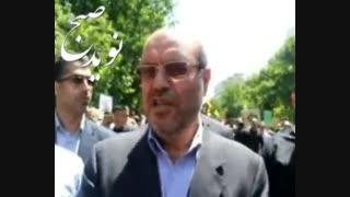 سردار حسین دهقان: فلسطین آزاد خواهد شد
