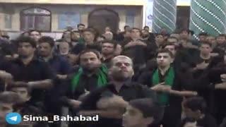 عزاداری محرم ۹۷ بهاباد یزد