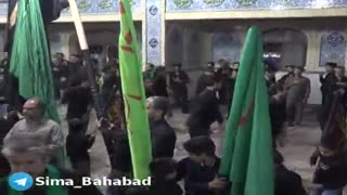 عزاداری محرم ۹۷بهاباد یزد