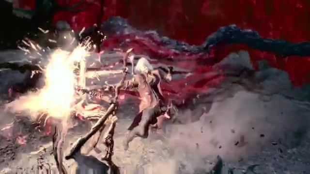 گیمپلی جدید بازی Devil May Cry 5 از شخصیت دانته