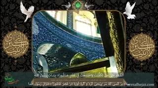 زیارتنامه حضرت زینب سلام الله علیها (مفجعه)
