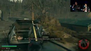 15 دقیقه از گیمپلی بازی Days Gone