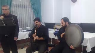 09121897742 اجرای مراسم ترحیم (خواننده، دف و نی، بدون مداحی)، موسیقی زنده مجالس، سنتی عرفانی