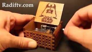خرید موزیک باکس star wars در سایت Radiftv.com