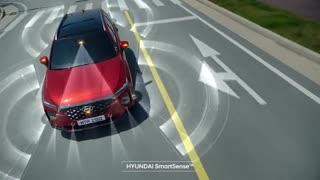 ویدئوی معرفی نسل جدید خودروی هیوندا سانتافه