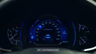 تیزر معرفی سطح ایمنی نسل جدید خودروی هیوندا سانتافه