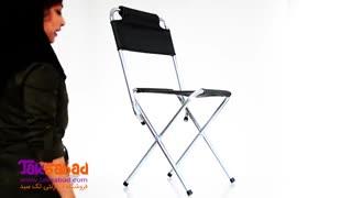 صندلی مسافرتی تاشو آلومینیومی