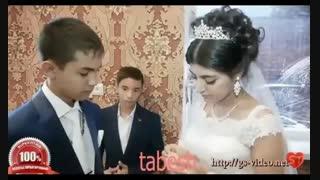 عروسی 2 نوجوان 14 ساله قفقاز روسیه