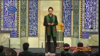 عزاداری هیئت نینوای آزادشهر یزد در روز تاسوعا|بخش دوم|مسجد روضه محمدیه(حظیره)یزد|محرم 1397