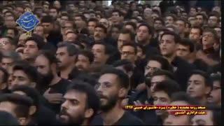 عزاداری هیئت آبشور یزد در روز عاشورا|بخش آخر|مسجد روضه محمدیه(حظیره)یزد|محرم 1397