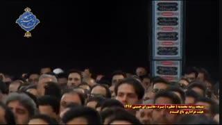 عزاداری هیئت باغ گندم یزد در روز عاشورا|بخش آخر|مسجد روضه محمدیه(حظیره)یزد|محرم 1397