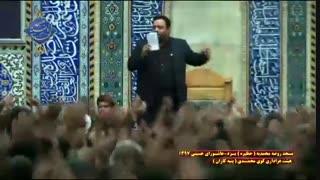 عزاداری هیئت کوی محمدی(پنبه کاران) یزد در روز عاشورا|بخش دوم|مسجد روضه محمدیه(حظیره)یزد|محرم 1397