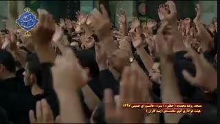 عزاداری هیئت کوی محمدی(پنبه کاران) یزد در روز عاشورا|بخش آخر|مسجد روضه محمدیه(حظیره)یزد|محرم 1397