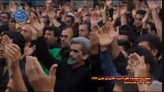 عزاداری هیئت پیروبرج یزد در روز عاشورا|بخش اول|مسجد روضه محمدیه(حظیره)یزد|محرم 1397