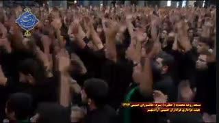 عزاداری هیئت آزادشهر یزد در روز عاشورا|بخش اول|مسجد روضه محمدیه(حظیره)یزد|محرم 1397