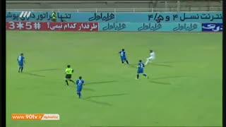 خلاصه و حواشی بازی استقلال خوزستان ۱-۰ ذوب آهن