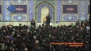 عزاداری هیئت کسنویه یزد در روز عاشورا|بخش دوم|مسجد روضه محمدیه(حظیره)یزد|محرم 1397
