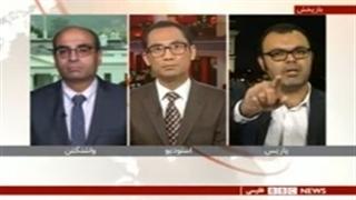انتقاد تند کارشناس برنامه اینبار به مجری «بیبیسی»