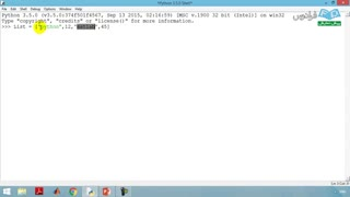 آموزش برنامه نویسی پایتون درس 5: ساختمان داده (ب)