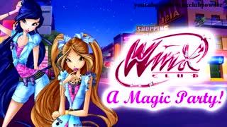 !a magic party (بگوشین قشنگه..)