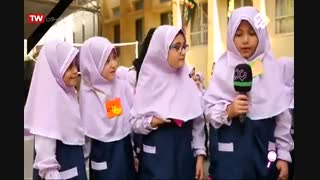 بازگشایی دبستان دخترانه رفاه سال جدید تحصیلی