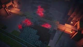 تریلر معرفی بازی Minecraft: Dungeons