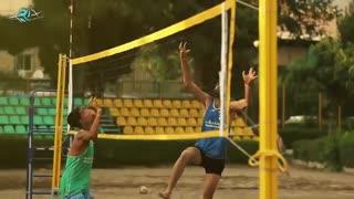 تیزر رسمی تور جهانی والیبال ساحلی Caspian Sea Series