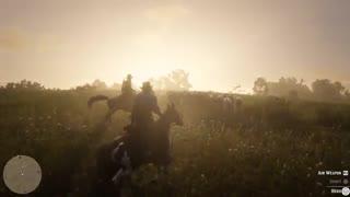 دومین نمایش از گیم پلی Red Dead Redemption 2