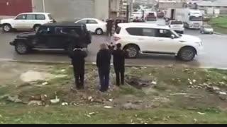 طناب کشی نیسان پاترول جدید و جیپ