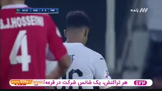 خلاصه دیدار السد قطر ۰-۱ پرسپولیس