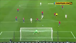 خلاصه بازی زسکا مسکو 1-0 رئال مادرید