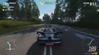 تحلیل فنی و گرافیکی بازی Forza Horizon 4
