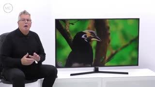 تلویزیون سامسونگ 55NU7400 سری NU7400