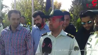 دستگیری تکنسین اورژانس به خاطر کارهای خلاف در تهران