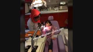پوسیدگی دندان شیری کودکان