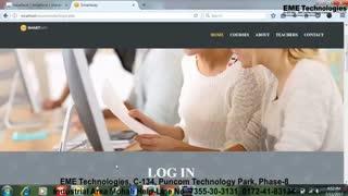 اموزش php  وب سایت .