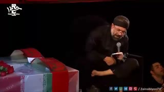هرجا که حرف عشقه  (شورجدید و دلنشین) حاج محمود کریمی
