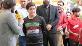 سورپرایز فوتبالی محسن ربیع خواه | Football Surprise mohsen rabikhah | ایرانسل