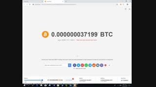 اموزش دریافت بیت کوین با  crypto tab با مهندس رامین