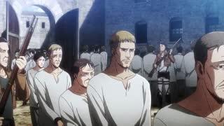 قسمت یازدهم فصل سوم انیمه Attack on titan با کیفیت Full HD ( زیرنویس فارسی)